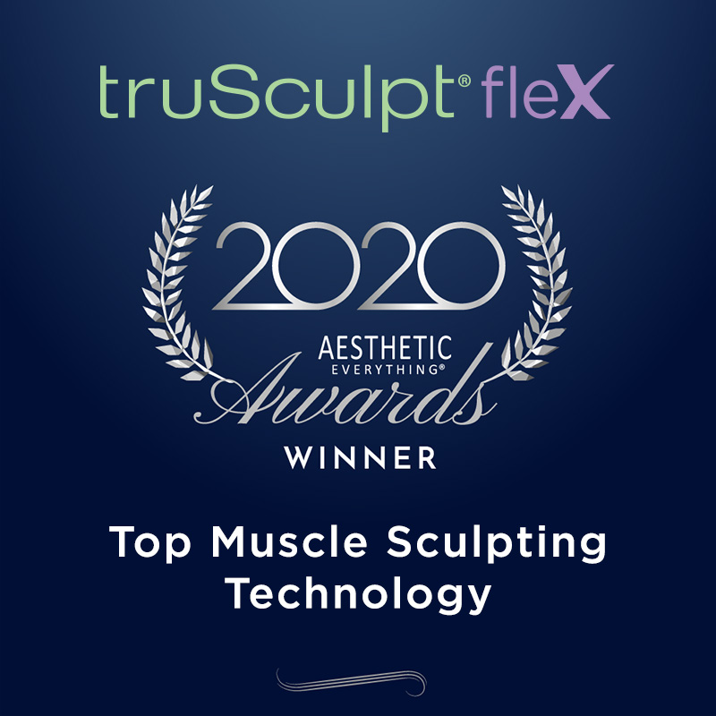 truSculpt flex Aesthetic Everything Awards
