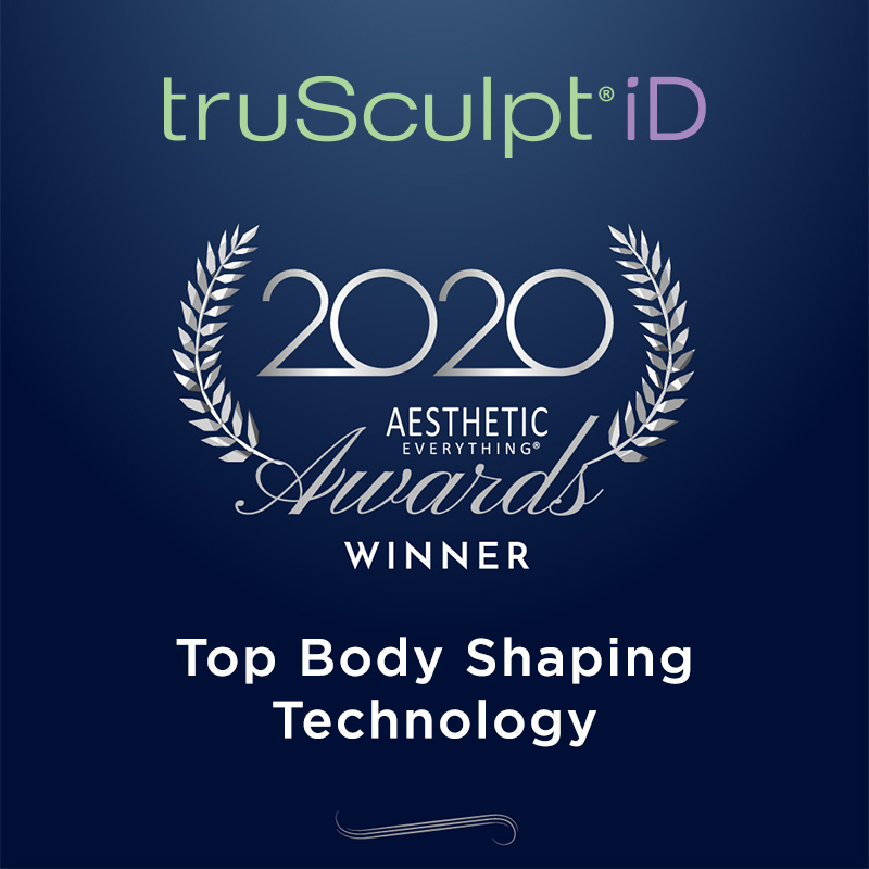 truSculpt iD Aesthetic Everything Awards