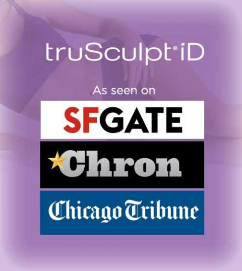 truSculpt iD fat removal in the news