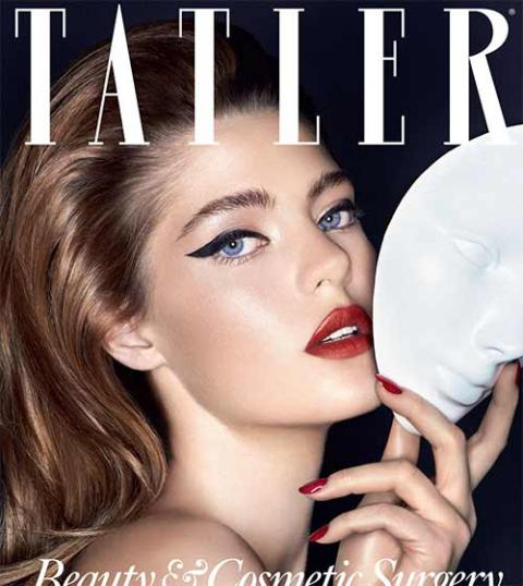 Tatler magazine - 2020 Feb